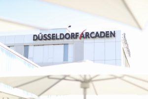 Düsseldorf Arcaden | Außenbereich | Lieblingsladen | Mr. Düsseldorf