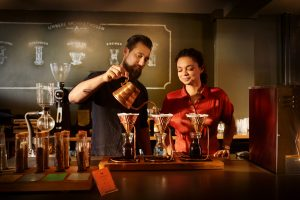 Metro Own Business Day 2019 | Coffee Bar | Mr. Düsseldorf