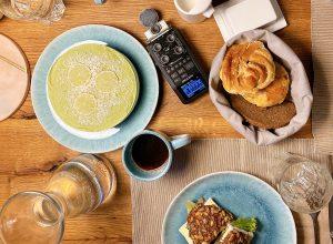 Frühstück in Düsseldorf - mit Kuchen, Kaviar & Brötchen | rheingeredet | Podcast | Mr. Düsseldorf