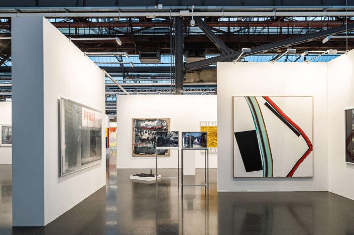 Art Düsseldorf 2019 geht zu Ende| Magazin | Mr. Düsseldorf | Cristina Guerra Contemporary Art, Copyright Sebastian Drüen