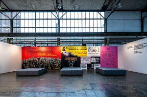 Über Kunst, Kreativität und Köln mit Walter Gehlen, Direktor der Art Düsseldorf | rheingeredet | Podcast | Mr. Düsseldorf | Foto: Art Düsseldorf 2019, Copyright Sebastian Drüen