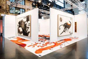 Art Düsseldorf 2019 geht zu Ende| Magazin | Mr. Düsseldorf | Art Düsseldorf 2019 Sies + Höke Copyright Sebastian Drüen