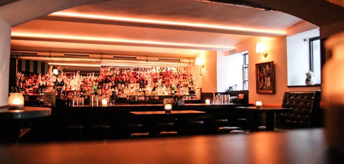Die 5 kreaitvsten Bars in Düsseldorf | Boothby's Bar | Mr. Düsseldorf