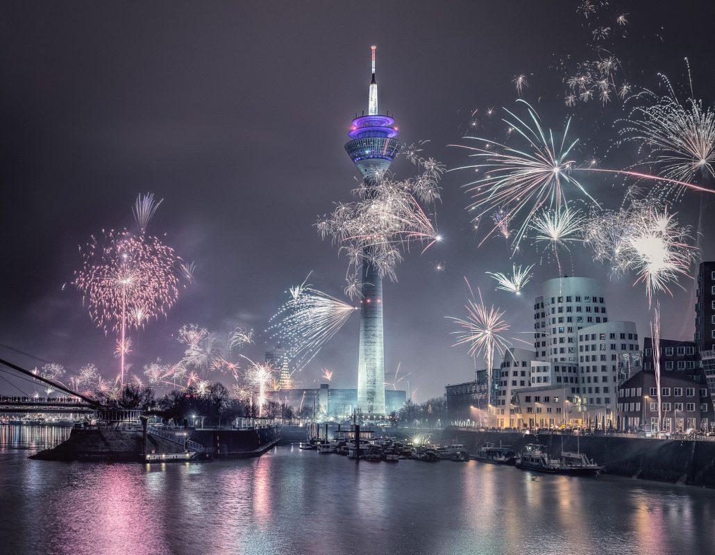 Düsseldorf Silvester