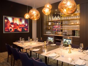 20 Grad Restobar | Private Dining | Toplisten | Mr. Düsseldorf | © 20 Grad Restobar