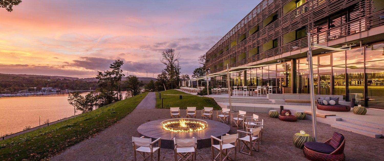 Seezeitlodge Hotel & Spa | Außenansicht | Magazin | Mr. Düsseldorf | © Günter Standl