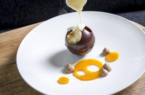 Seezeitlodge Hotel & Spa | Dessertpräsentation | Magazin | Mr. Düsseldorf | © Günter Standl