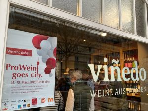 vinedo | ProWein goes City | Magazin | Mr. Düsseldorf