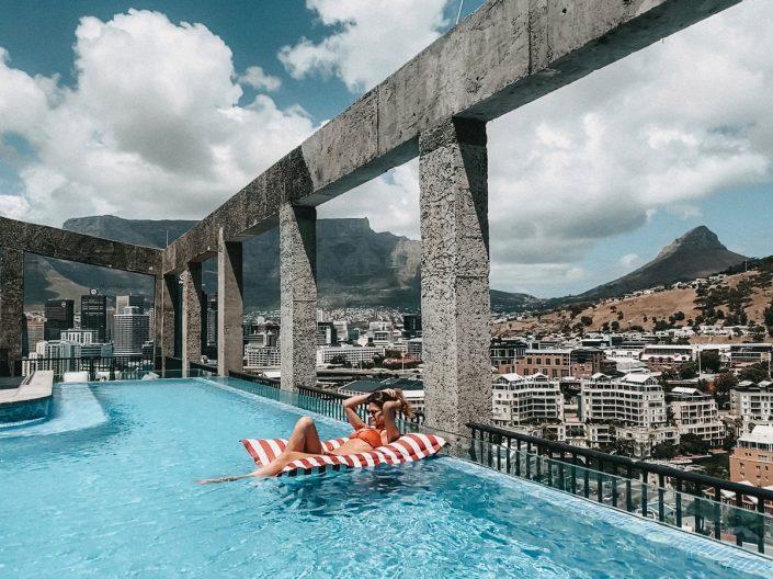 Reisebericht aus Kapstadt | Magazin - Mr. Düsseldorf | The Silo Hotel - Paula Pool