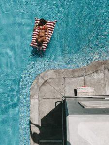 Reisebericht aus Kapstadt | Magazin - Mr. Düsseldorf | The Silo Hotel - Paula Pool Birdseye