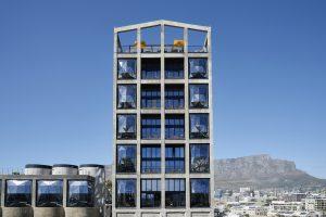 Reisebericht aus Kapstadt | Magazin - Mr. Düsseldorf | The Silo Hotel - Exterior - Foto: Mark Williams