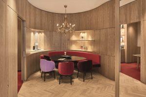 Heinrich Heine Lounge | Wempe | Lieblingsladen | Mr. Düsseldorf