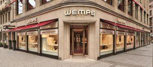 Historische Außenfassade | Wempe | Lieblingsladen | Mr. Düsseldorf