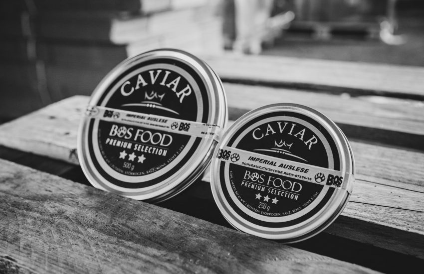 Bos Food Kaviar | Kartenvorteil Mr. Düsseldorf