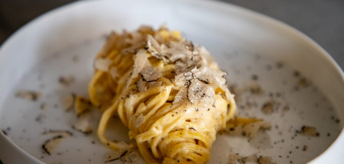 Pasta Trüffel | Delikatessen von BOS FOOD | Magazin | Mr. Düsseldorf