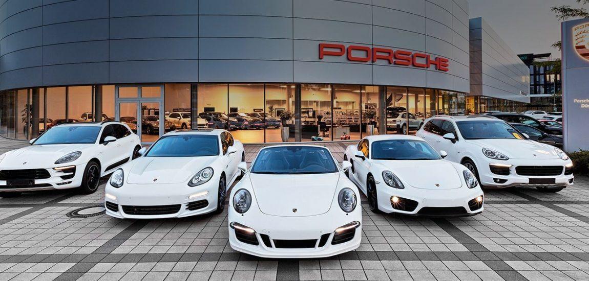 Porsche Zentrum Düsseldorf | Kartendeal | Mr. Düsseldorf