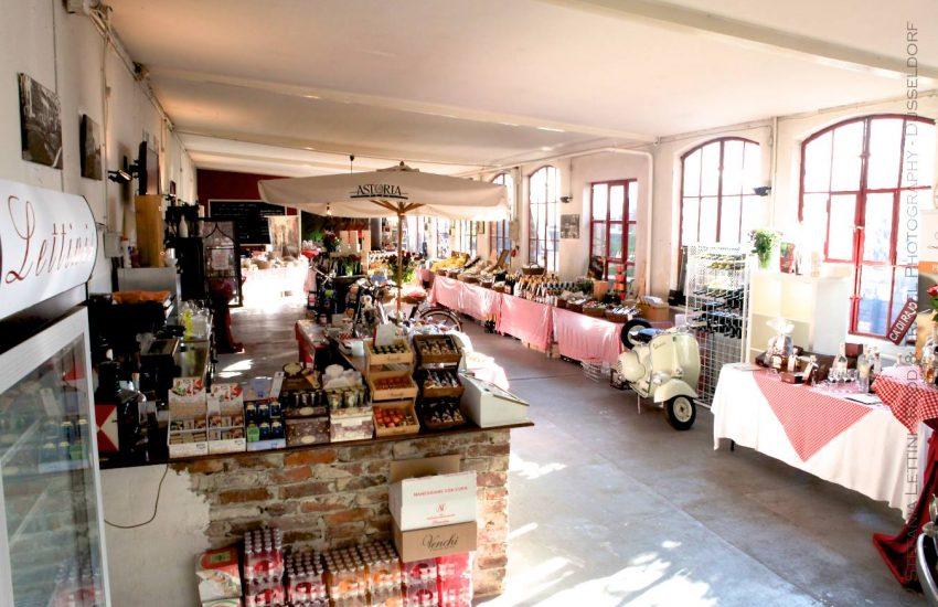 Lettini's | Die 12 besten Feinkosthändler in Düsseldorf | Mr. Düsseldorf | Foto: Stefania Lettini