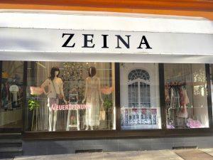Zeina | Die Top 15 der Fashion Stores in Düsseldorf | Topliste | Foto: Zeina