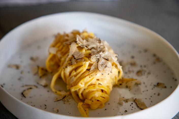 Kochen mit Bos Food | Neuigkeiten | Mr. Düsseldorf | Trüffelpasta