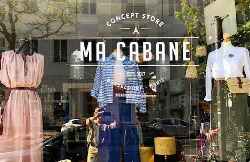 Ma Cabana | Die Top 15 der Fashion Stores in Düsseldorf | Topliste | Foto: Ma Cabana
