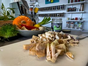 Kochen mit Bos Food   Neuigkeiten   Mr. Düsseldorf   Pilze