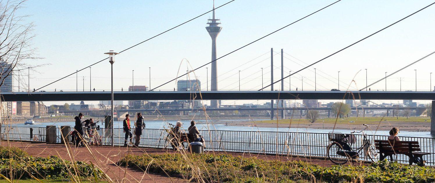 Spaziergänge in Düsseldorf   Magazin   Toplisten   Mr. Düsseldorf