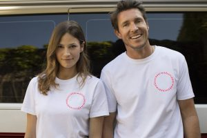 Düsseldorf Shirt | Neon Circle | Paula & Rene