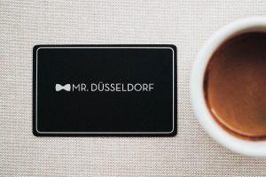 Mr. Düsseldorf Karte Espresso