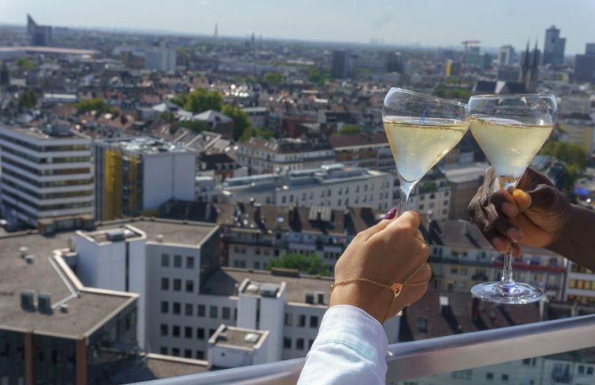 The Paris Club | Heimaturlaub – Top 10 Sonnenplätze in Düsseldorf | Topliste | Foto: The Paris Club