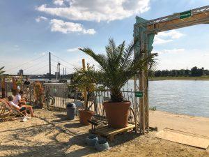 Beach Club | Heimaturlaub – Top 10 Sonnenplätze in Düsseldorf | Topliste