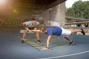 Daniel Philipp Personal Training & Physiotherapie | Training Outdoor | Interview | Magazin | Mr. Düsseldorf