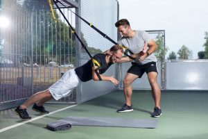 Daniel Philipp Personal Training & Physiotherapie | Training Outdoor | Interview | Magazin | Mr. Düsseldorf