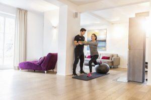 Daniel Philipp Personal Training & Physiotherapie | Training zu Hause | Interview | Magazin | Mr. Düsseldorf
