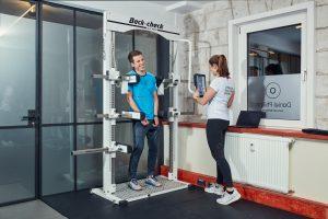 Daniel Philipp Personal Training & Physiotherapie | Bodycheck | Interview | Magazin | Mr. Düsseldorf