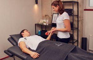 Daniel Philipp Personal Training & Physiotherapie   Schröpfen   Interview   Magazin   Mr. Düsseldorf