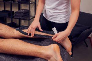 Daniel Philipp Personal Training & Physiotherapie | Taping | Interview | Magazin | Mr. Düsseldorf