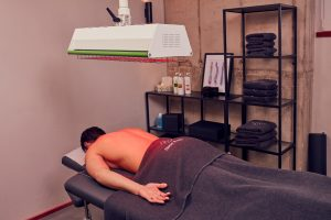 Daniel Philipp Personal Training & Physiotherapie | Rotlichttherapie | Interview | Magazin | Mr. Düsseldorf