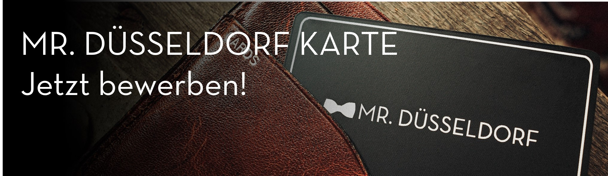Mr. Düsseldorf | Mr. Düsseldorf Karte |