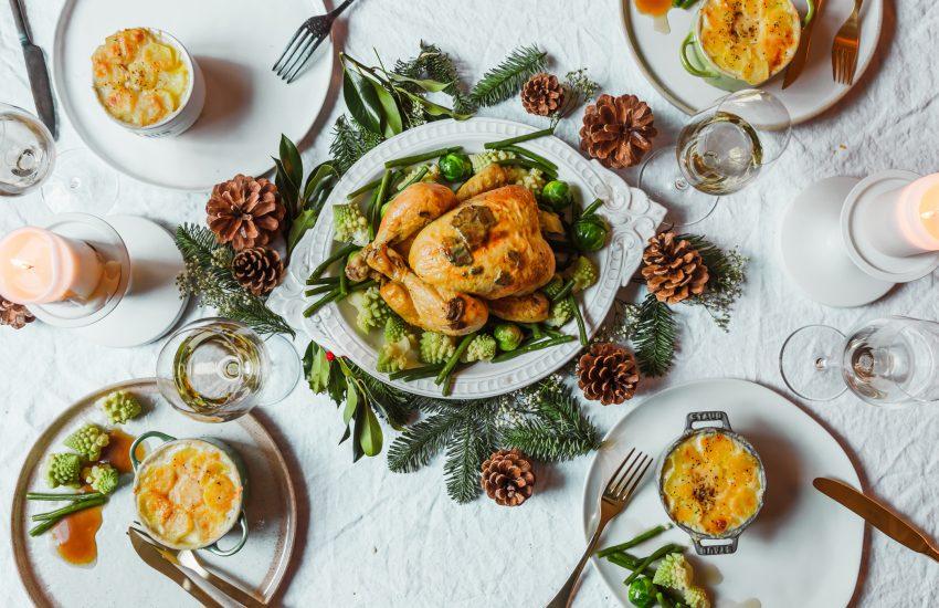 Weihnachten zu Hause - Trüffelhuhn - Denise Rene