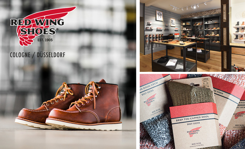 Red Wing Kartenvorteil