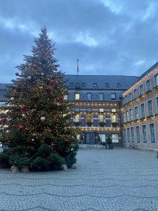 Rathaus an Weihnachten | Dr. Stephan Keller: Von Quarantäne, Kunst & Carsharing | rheingeredet | Podcast | Mr. Düsseldorf