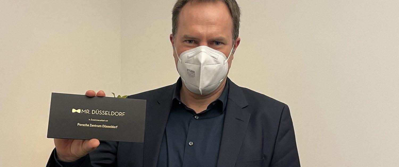Dr. Stephan Keller: Von Quarantäne, Kunst & Carsharing   rheingeredet   Podcast   Mr. Düsseldorf