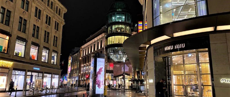 24 Stores für Christmas Shopping in Düsseldorf