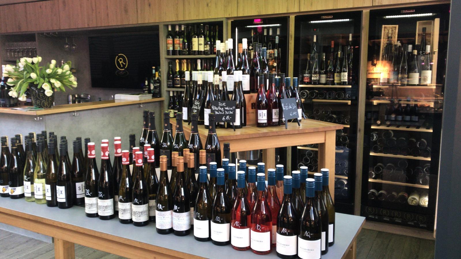 Concept Riesling ITop 10 Weinläden in Düsseldorf (und Umgebung)