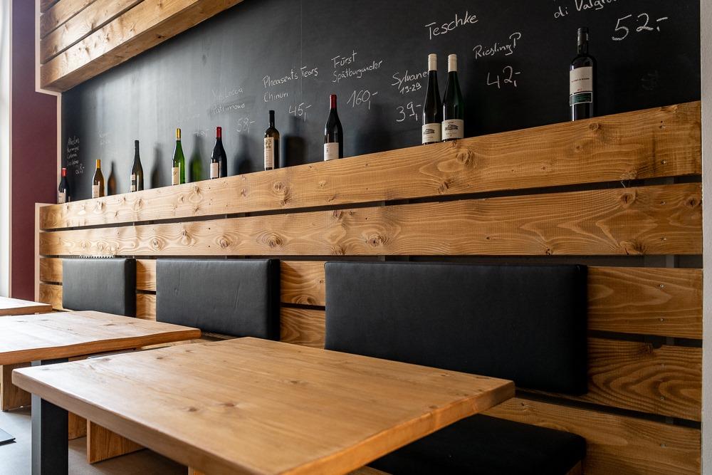 Finns Wine & Kitchen I Mr. Düsseldorf I Tannenstraße