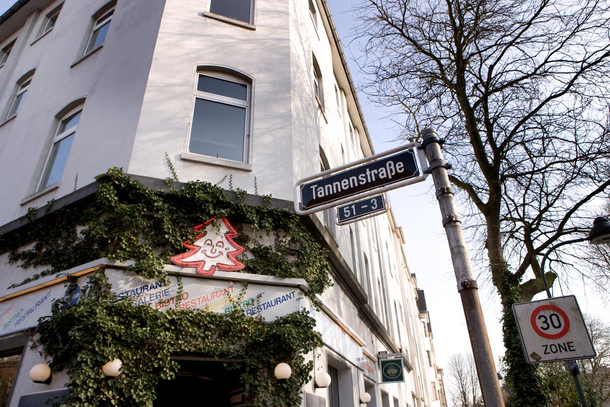 Tannenbaum I Mr. Düsseldorf Düsseldorf stellt sich vor: Tannenstraße I Topliste