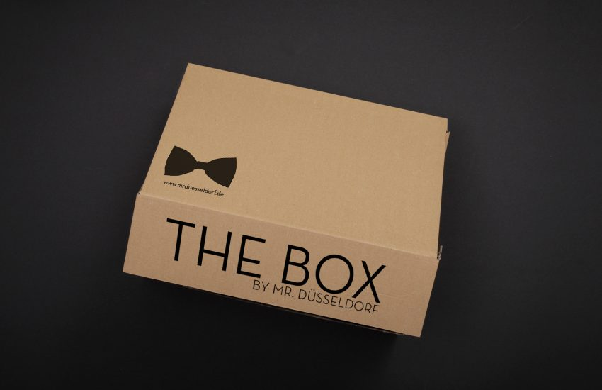 THE BOX Nr. 4 | Mr. Düsseldorf