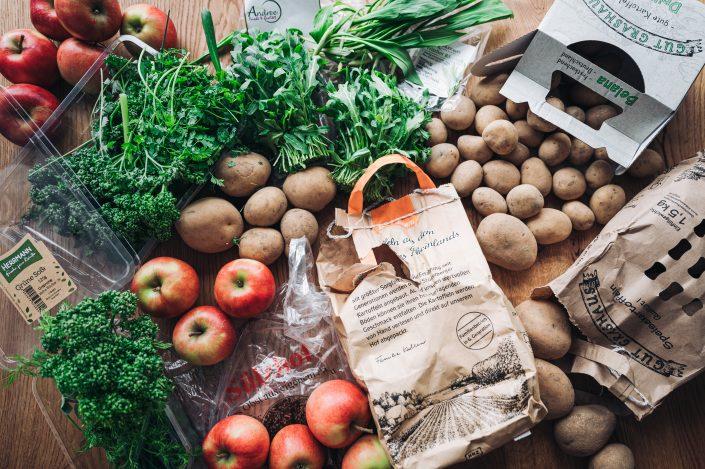 Obst & Gemüse |Edeka - Aus bester Nachbarschaft | Mr. Düsseldorf 2021