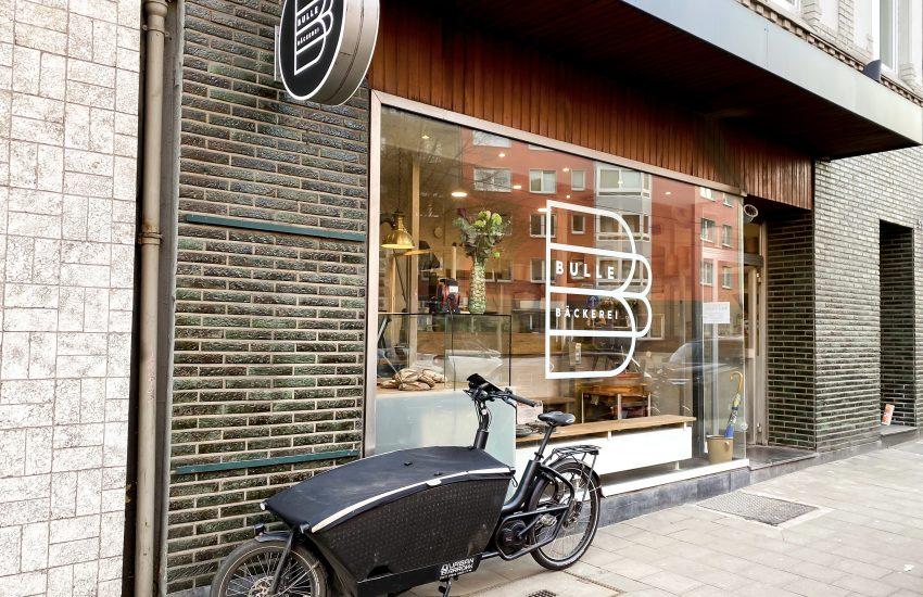Bulle Bäckerei  Hotspots in Düsseldorf: Die Birkenstraße in Flingern   Mr. Düsseldorf