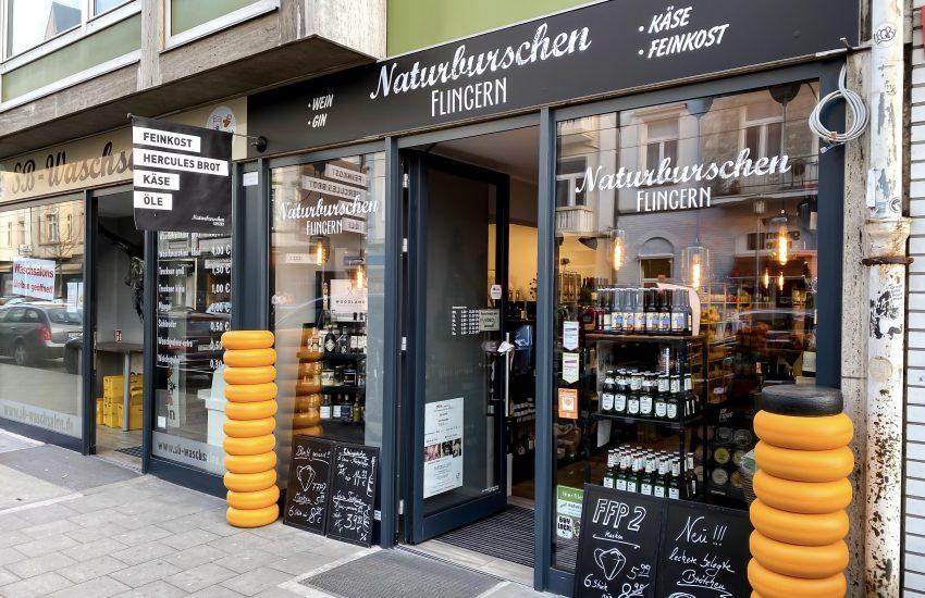Naturburschen Flingern   Hotspots in Düsseldorf: Die Birkenstraße in Flingern   Mr. Düsseldorf